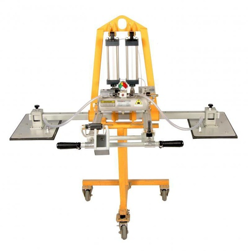 Pneumatic Lifting frame